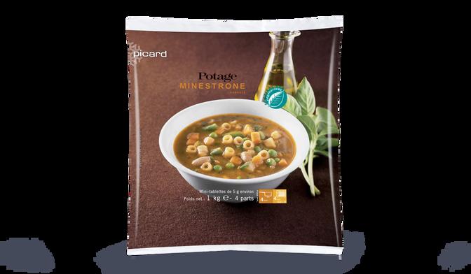 Potage minestrone