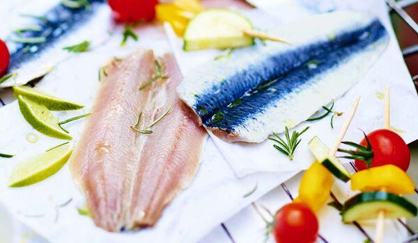 Filets de sardine, avec peau, Pêche française