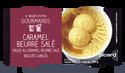 2 mini-pots caramel beurre salé
