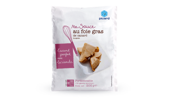 Sauce au foie gras de canard