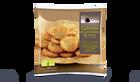 Galettes de pomme de terre, préfrites
