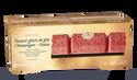 Dessert glacé de fête champagne-fraise, 8 parts