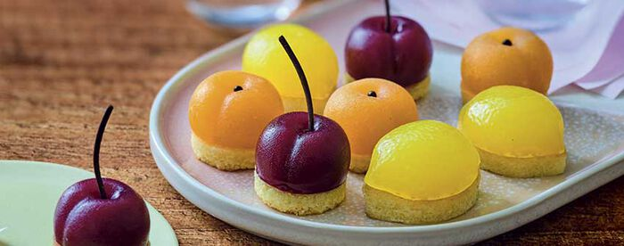 9 petits fruits gourmands
