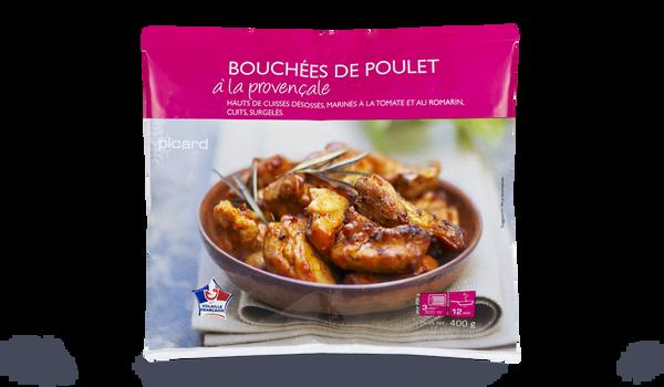 Bouchées de poulet à la provençale (12 à 18 p.)
