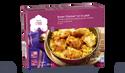 Butter chicken et riz pilaf