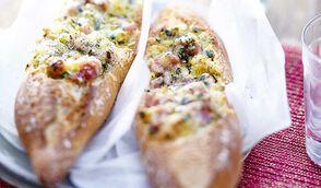 Mini-baguettes farcies - Paprikas