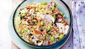 Super Salade par Margot du blog Bien dans mon slip