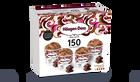 4 mini-pots Chocolate Drizzle