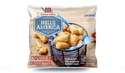 Chipotle potatoe croquettes, pomme de terre râpée