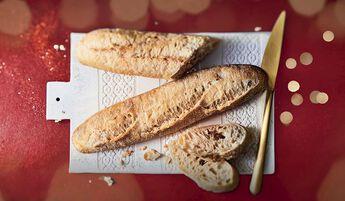 2 petites baguettes du fournil, précuites