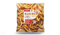 Frites cuisinées à la graisse de canard