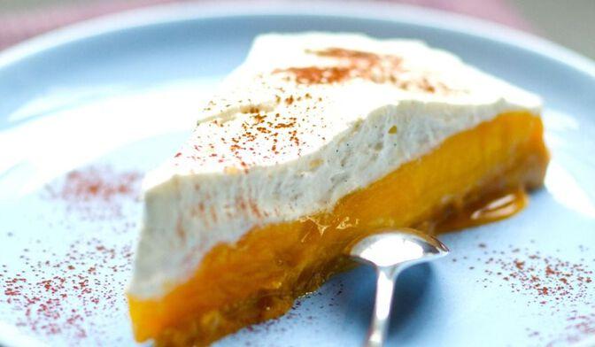 Mangofee pie
