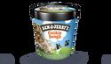 Crème glacée Cookie Dough