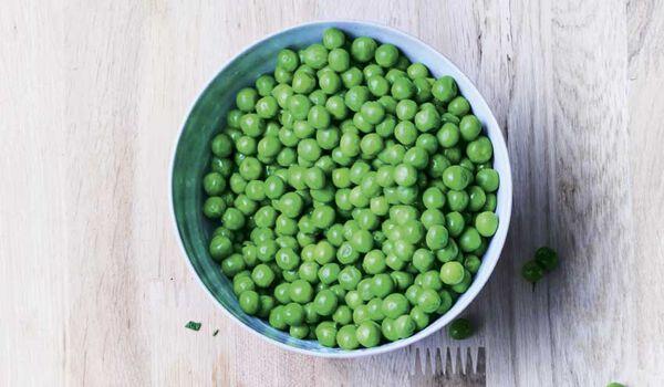 Garden peas, France ou Espagne