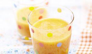 Jus de fruits tonic