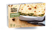 Lasagnes au saumon et aux épinards