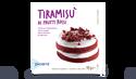 Tiramisu aux fruits rouges, crème au mascarpone