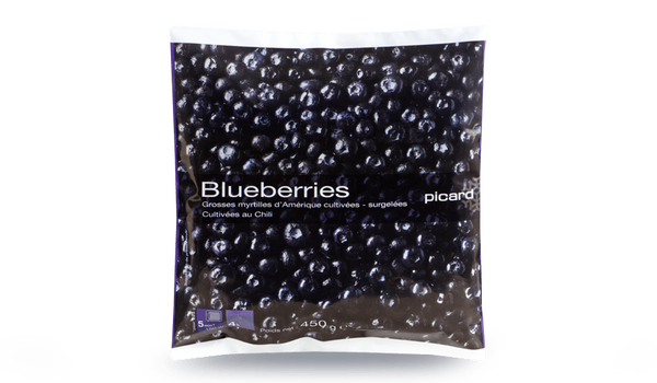 Blueberries, Chili