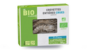 Crevettes tropicales crues, 7 - 9 pièces, bio
