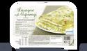 Lasagnes aux asperges vertes