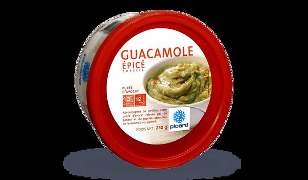 Guacamole épicé