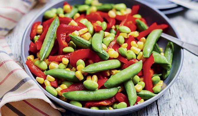 3 sachets vapeur légumes croquants