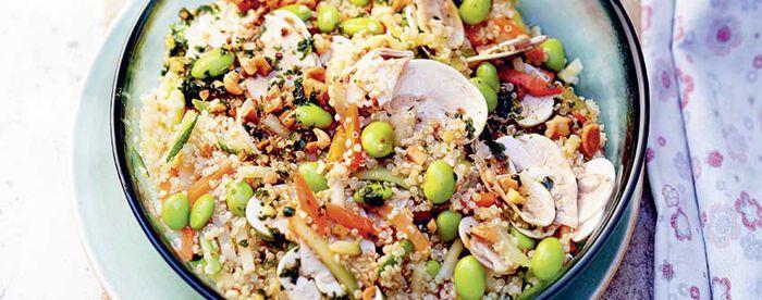 Super Salade par Margot @biendansmonslip