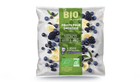 Fruits pour smoothie bio blueberry, banane, cassis