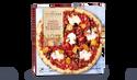 Pizza tomate, burrata, vinaigre balsamique Modène