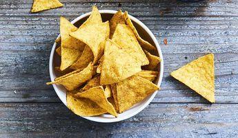 tortilla chips 125 grs