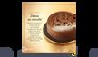 Gâteau au chocolat, 6 parts