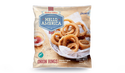 Onion rings, beignets d'oignons croustillants