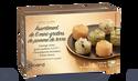 Assortiment de 6 mini-gratins de pomme de terre