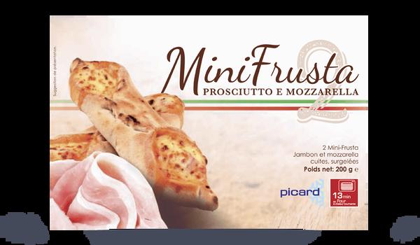 2 mini-frusta jambon-mozzarella
