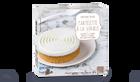 Tartelette à la vanillle, 1 part