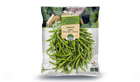 Haricots verts en conversion vers le bio, France
