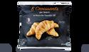 8 croissants pur beurre, au beurre des Charentes