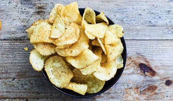 Chips sel et poivre