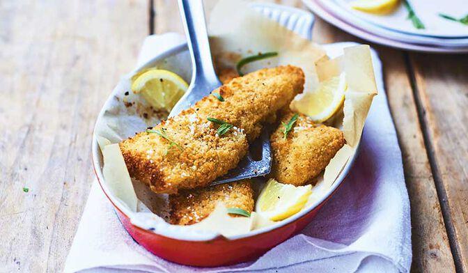 Filets de merlan