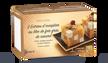 2 entrées exception au bloc de foie gras de canard