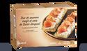 Duo de saumon confit et noix de Saint-Jacques
