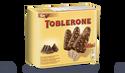 6 mini-bâtonnets Toblerone