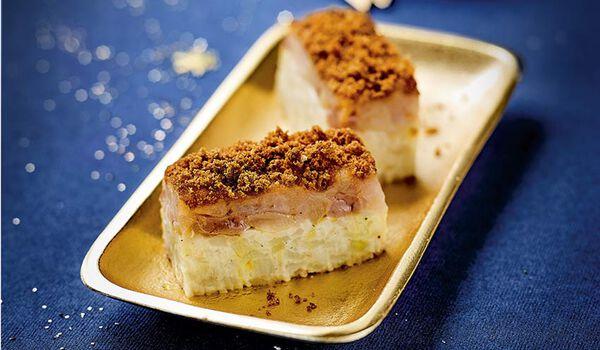 2 lingots au bloc de foie gras de canard