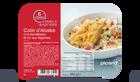 Colin d'Alaska à la bordelaise et riz aux légumes