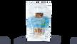 1 queue de langouste blanche, Caraïbes, crue