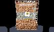 Pistaches grillées salées avec coques