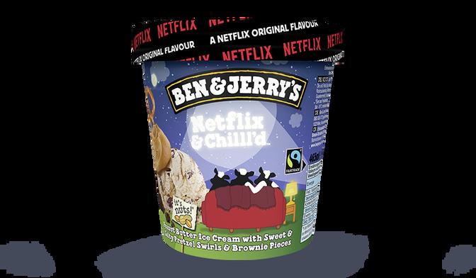 Netflix and Chilll'd
