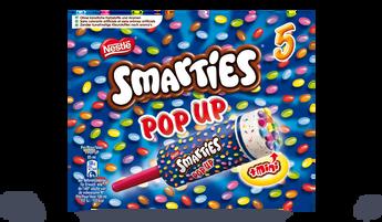 5 Smarties Pop'up