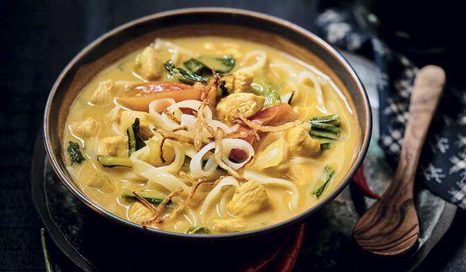 Soupe Kao Soi