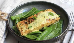 Fricassée de saumon aux épices